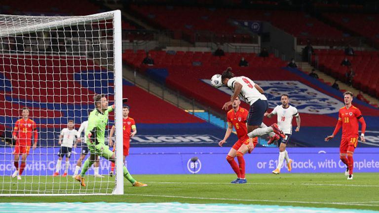 Англия - Уелс 3:0