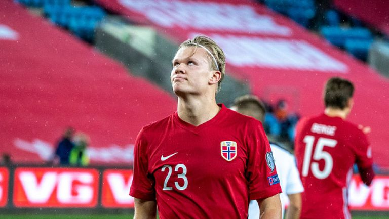 Норвегия - Сърбия 1:2