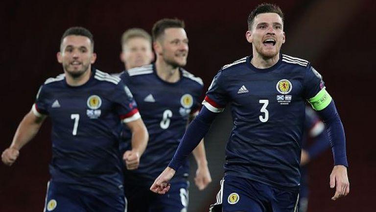Шотландия - Израел 0:0 (5:3)