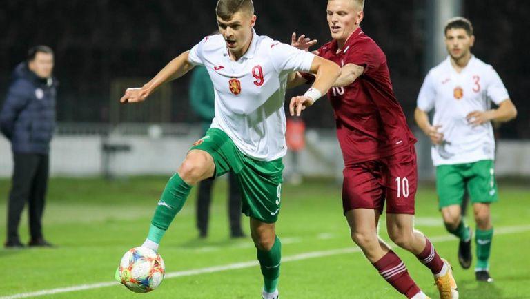 България U21 - Латвия U21 1:0