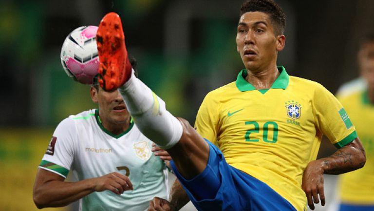 Бразилия - Боливия 5:0