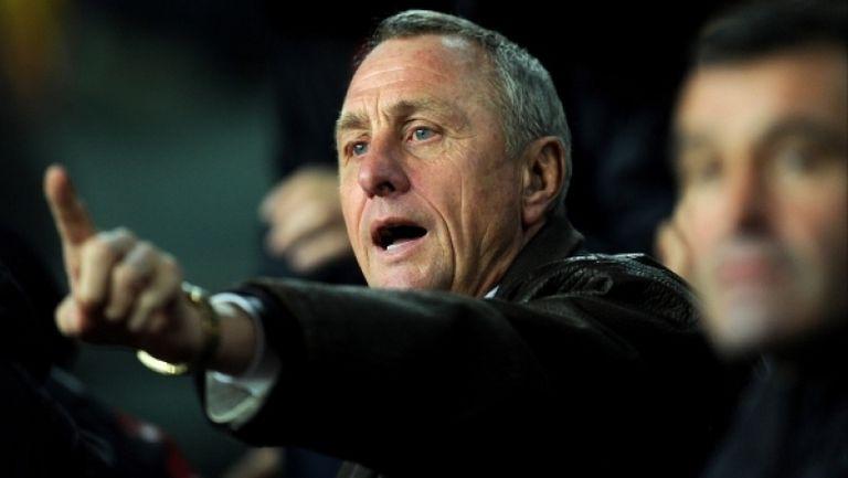 Кройф за критиките към своите играчи и загубата с 0:4 от Милан на финала в ШЛ