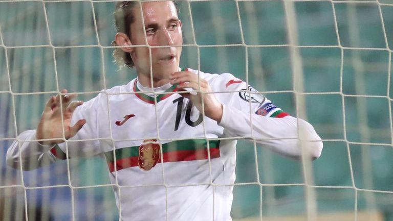 Краев: Целта е Катар! Трябва да е гордост за цяла България, че съм представител на България в ШЛ