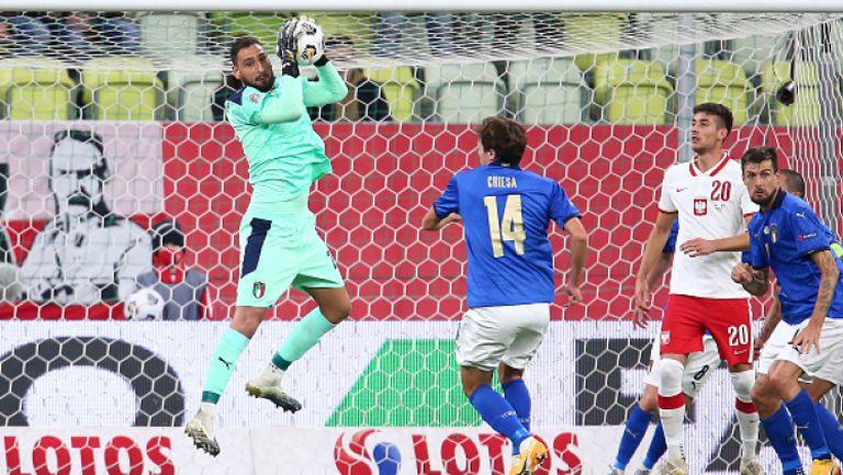 Полша - Италия 0:0