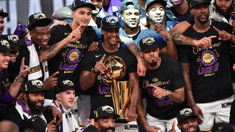 ЛА Лейкърс е новият шампион в NBA