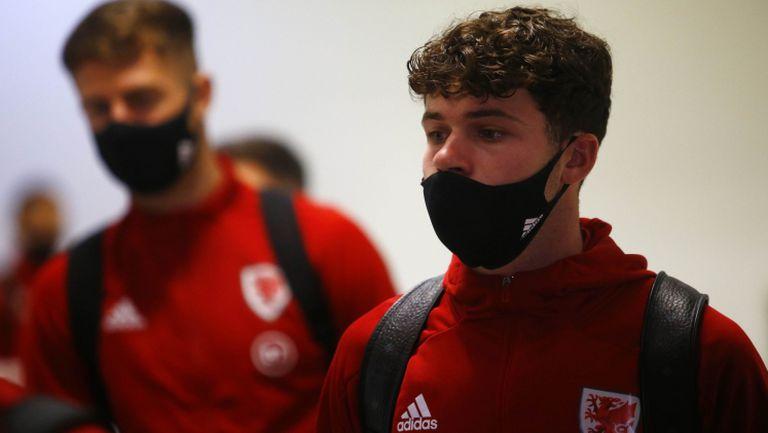 Уелс пристигна в София