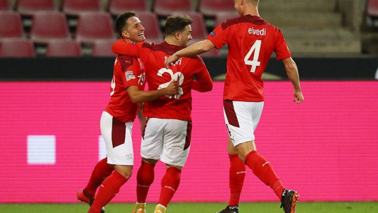 Германия - Швейцария 3:3