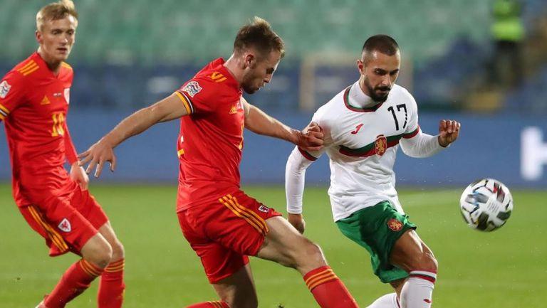 България отново на колене пред Уелс след гол в края
