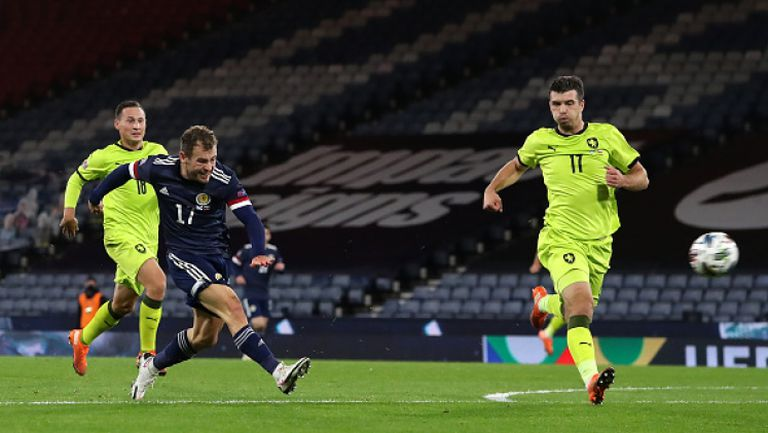 Шотландия - Чехия 1:0