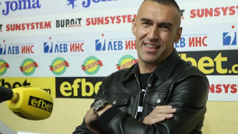 Мартин Камбуров: Винаги е приятно да вкарвам на Ботев
