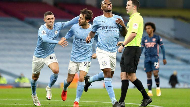Манчестър Сити - Арсенал 1:0
