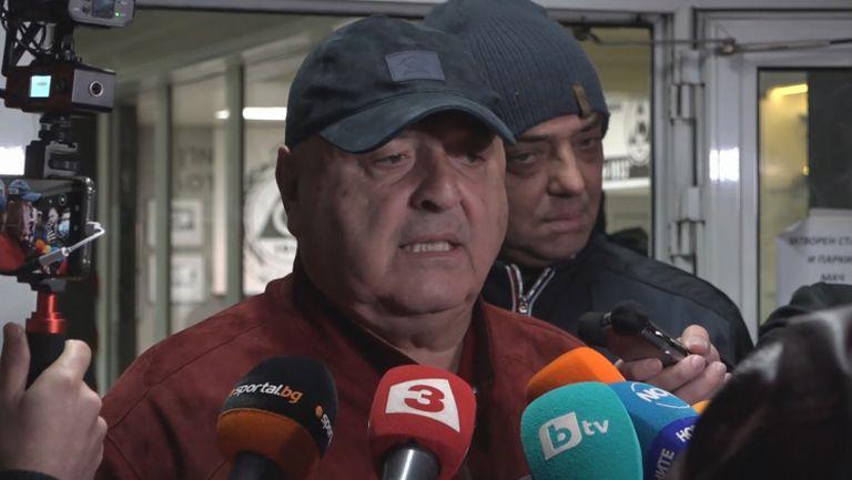 Венци Стефанов: И двата отбора се бореха, но ние желаехме повече победата