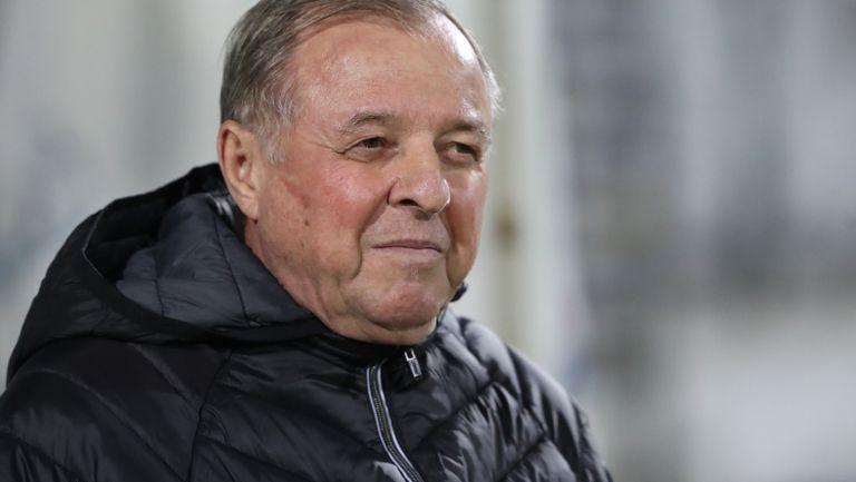 Александър Тарханов: Доволен съм от себераздаването на играчите