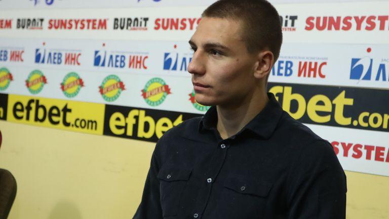 Антов: Няма слаби отбори в ЛЕ, имаме шансове да изиграем добър мач и да започнем с победа