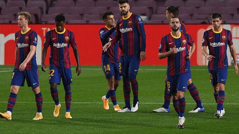 Барселона разби Ференцварош с 5:1 на старта в ШЛ