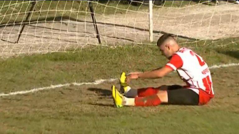 Автогол на Петков направи резултата 3:1 в полза на Левски срещу Партизан