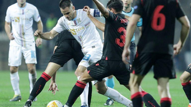 Риека - Реал Сосиедад 0:1
