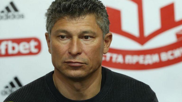 Балъков за Лига Европа: Резултатите отговарят на нивото на българския футбол