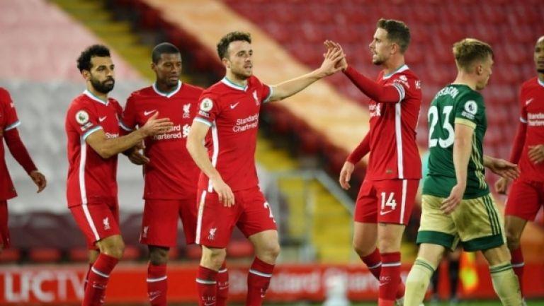 Ливърпул - Шефилд Юнайтед 2:1