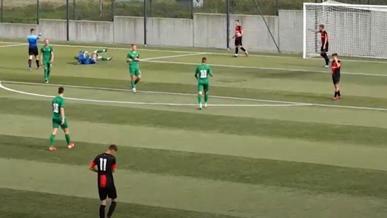 Лудогорец - Локомотив (Пловдив) 2:1 (U17)