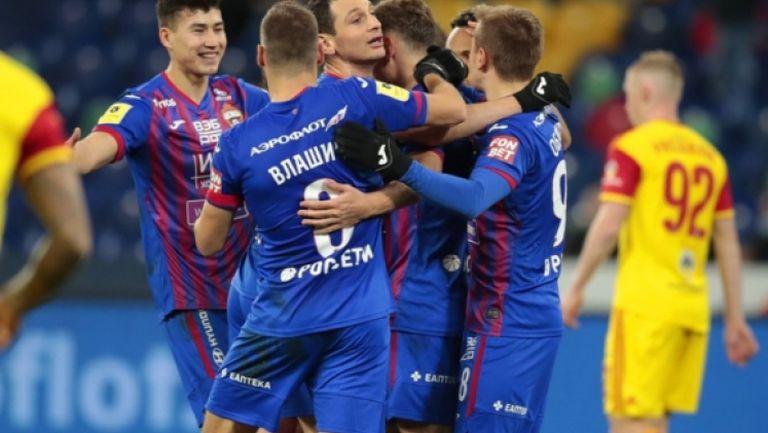ЦСКА Москва - Арсенал (Тула) 5:1