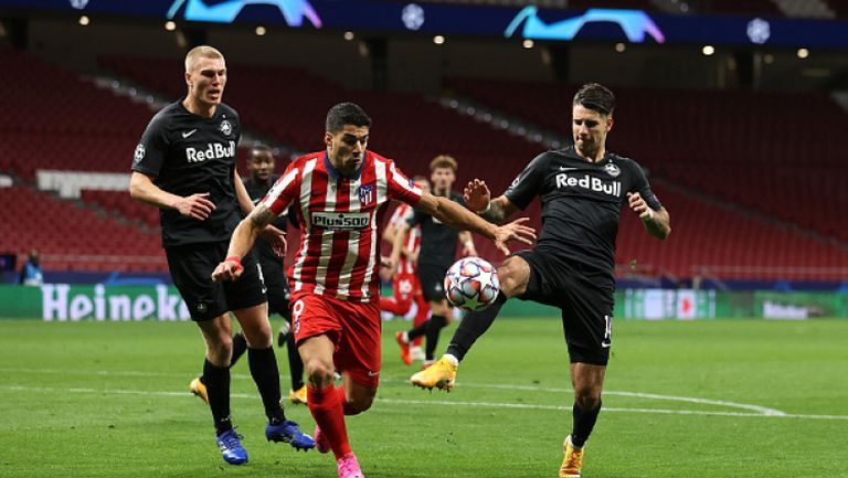 Жоао Феликс вдъхнови Атлетико Мадрид за успех с 3:2 срещу РБ Залцбург