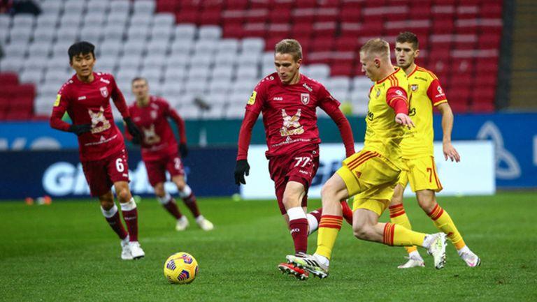 Рубин - Арсенал Тула 3:1