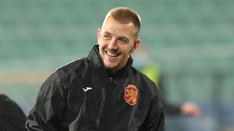 Пламен Илиев беше представен като ново попълнение на Динамо Букурещ
