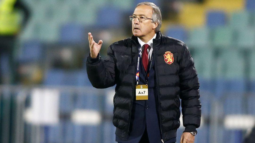 Дерменджиев: Очакванията към националния отбор са нереално високи