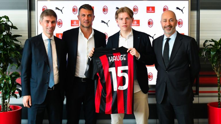 Официално: Милан с пети трансфер