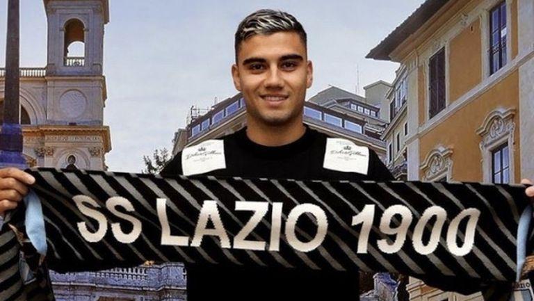Манчестър Юнайтед изпрати халф под наем в Лацио