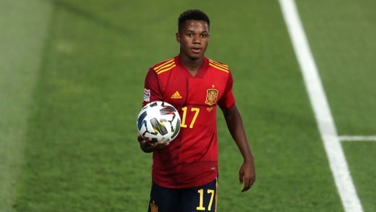 Без големи изненади в състава на Испания