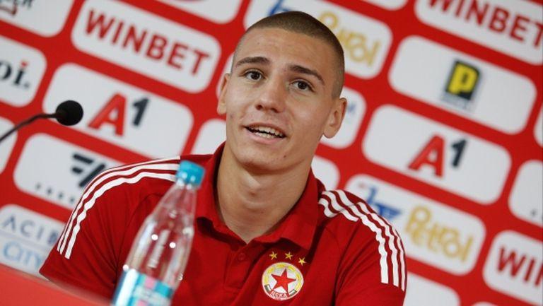 Антов: Всеки мач с капитанската лента е голяма чест за мен