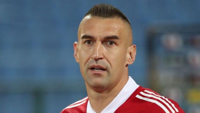 Камбуров: Спрял съм да мисля за рекорда, националният отбор е приключила тема за мен