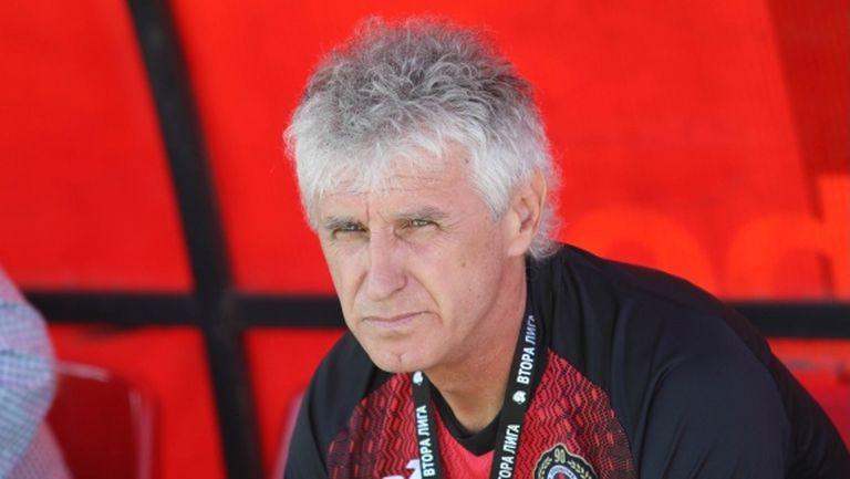 Иван Колев: Шапка свалям на футболистите