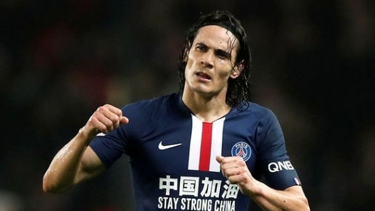Манчестър Юнайтед се разбра с Кавани, уругваецът подписва за две години