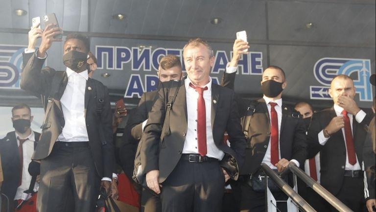 ЦСКА-София взима поне още един нов