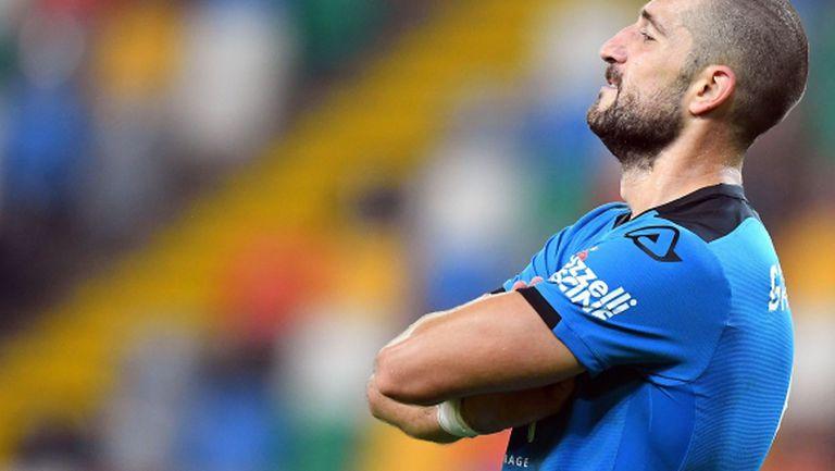 БФС води тежки преговори със Специя, за да може Андрей Гълъбинов да играе срещу Унгария