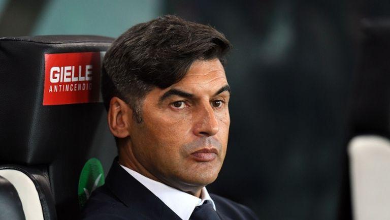 Фонсека призна, че мачът срещу Удинезе е бил труден за Рома