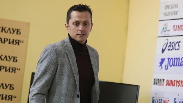Христо Янев след дебюта в Перник: Жив и здрав съм, всичко е наред