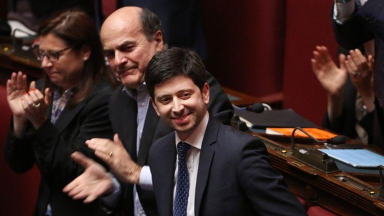 Здравният министър на Италия с коментар за проваленото дерби