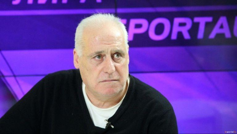 """Джеки: Селекцията в Левски не е нормална, на """"Армията"""" всичко ще лъсне един ден"""