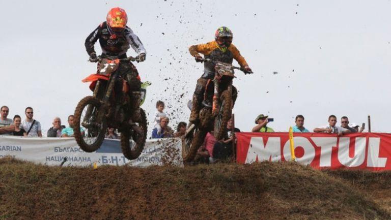 България с Купата на Балканските нации по мотокрос след успеха в Троян