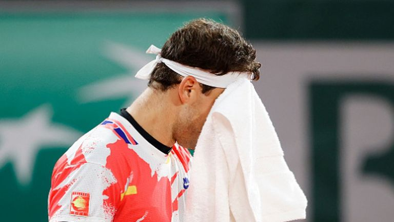 Григор преклони глава пред Циципас на 1/8-финалите в Париж