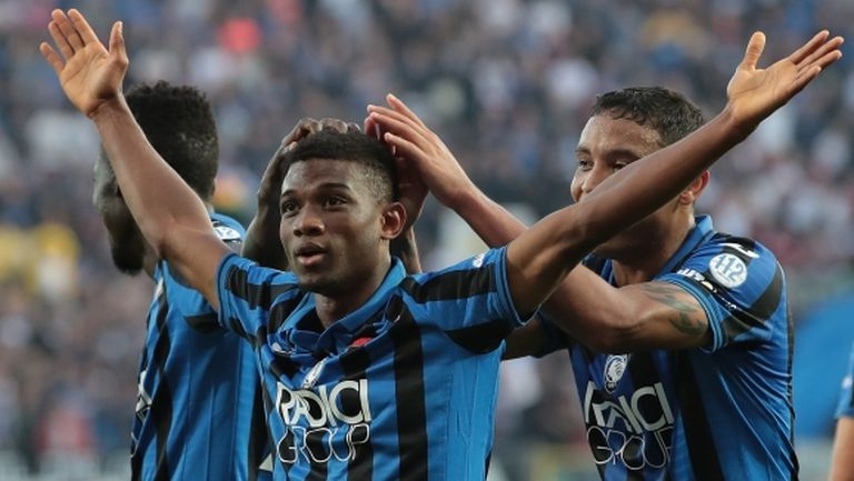 Манчестър Юнайтед спазари топ талант на Аталанта