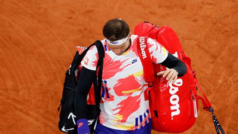 Григор след загубата от Циципас: Имах много възможности, но това е тенисът