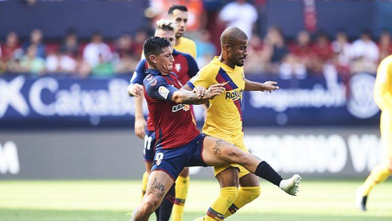 ПСЖ води късни преговори с Барселона