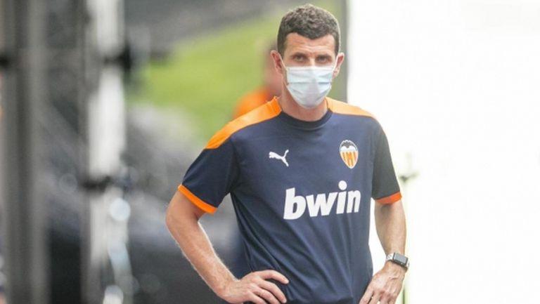 Треньорът на Валенсия хвърля оставка заради клубната политика
