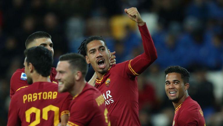 Смолинг: Още преди година осъзнах, че ще остана в Рома