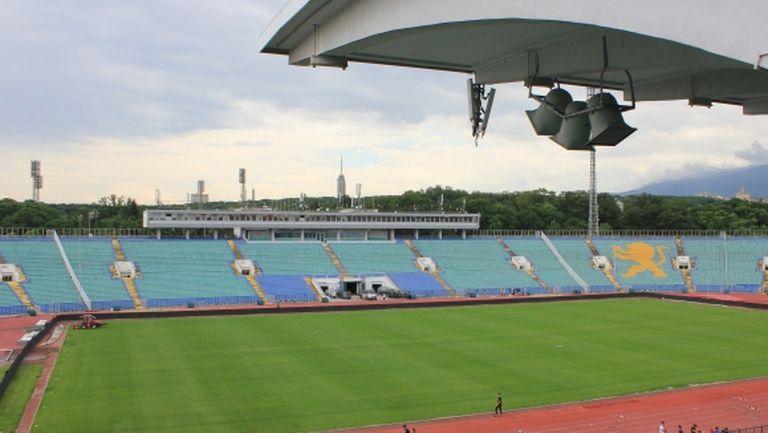 Ето кои и как ще бъдат допускани на стадиона за България - Унгария